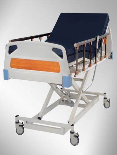 Asansorlu Yataklar Hasta Yataklari 3 Motorlu Yatak